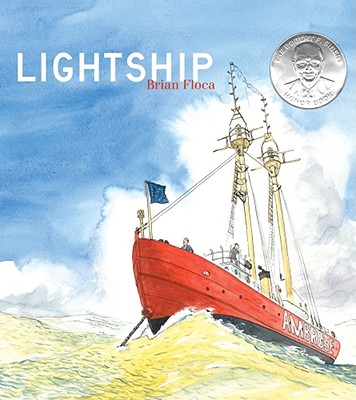 Lightship By Floca, Brian (ILT)